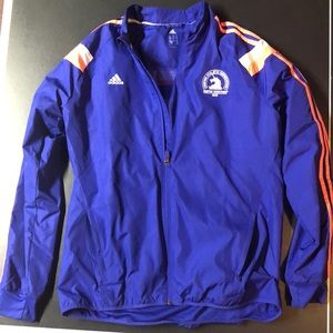 Women's 2015 Boston Marathon official jacket